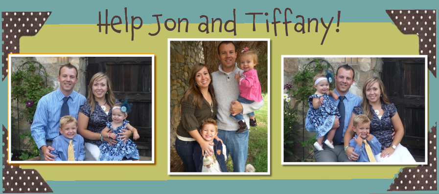 Help Jon and Tiffany!