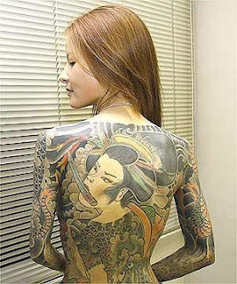 Yakuza Tattoos