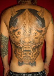 Irezumi Full Body Japanese Tattoos
