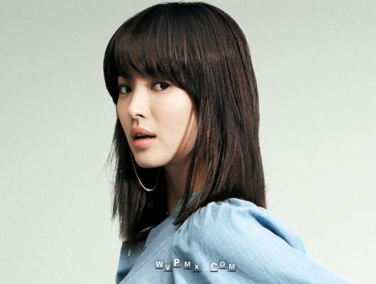 Lina Moonfang Asian Shoulder Length Haircuts