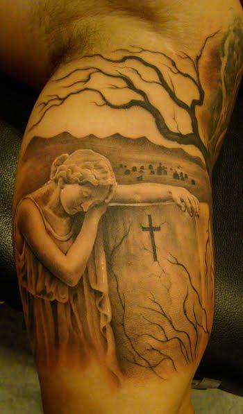 Tattoo Designs Ideas Blog Archive Angel Vs Devil Tattoos