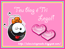 Selinho Blog Tri legal