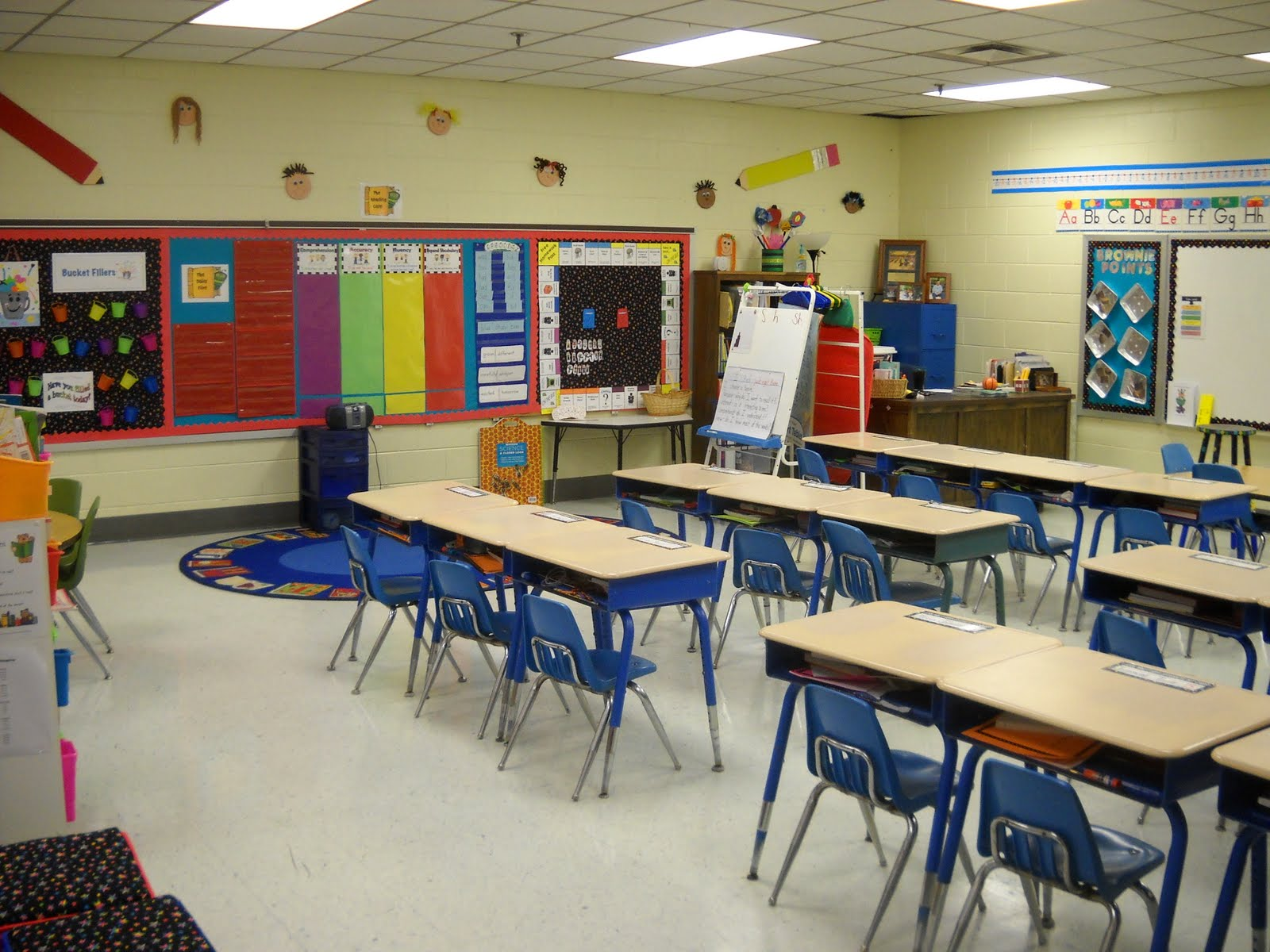 School Classroom Design Guide ~ Keeping up with the joneses come on in to second grade