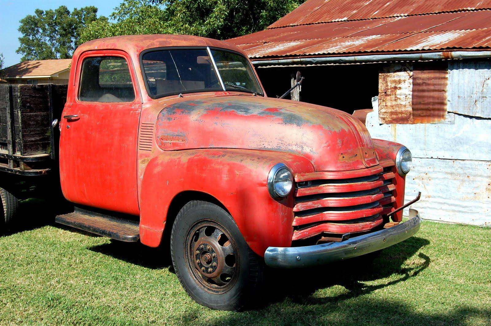 1949 3800 Chevrolet Chevy Truck Frame Swap Truck1