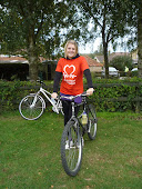 28 mile bike ride for BHF