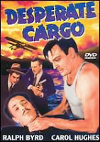 Desperate Cargo DVD cover