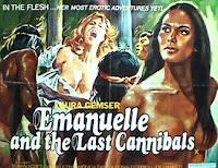Emanuelle and the Last Cannibals poster