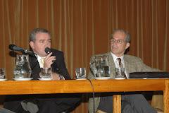 Luis Ilarregui y ex Juez Bergez