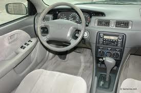 Toyota Camry 2001 Interior