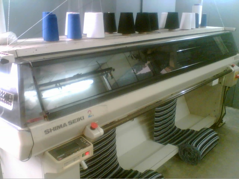 Knitting Machine Questions : Gaby durnford november