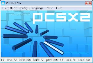 Gambar Tampilan PCSX2