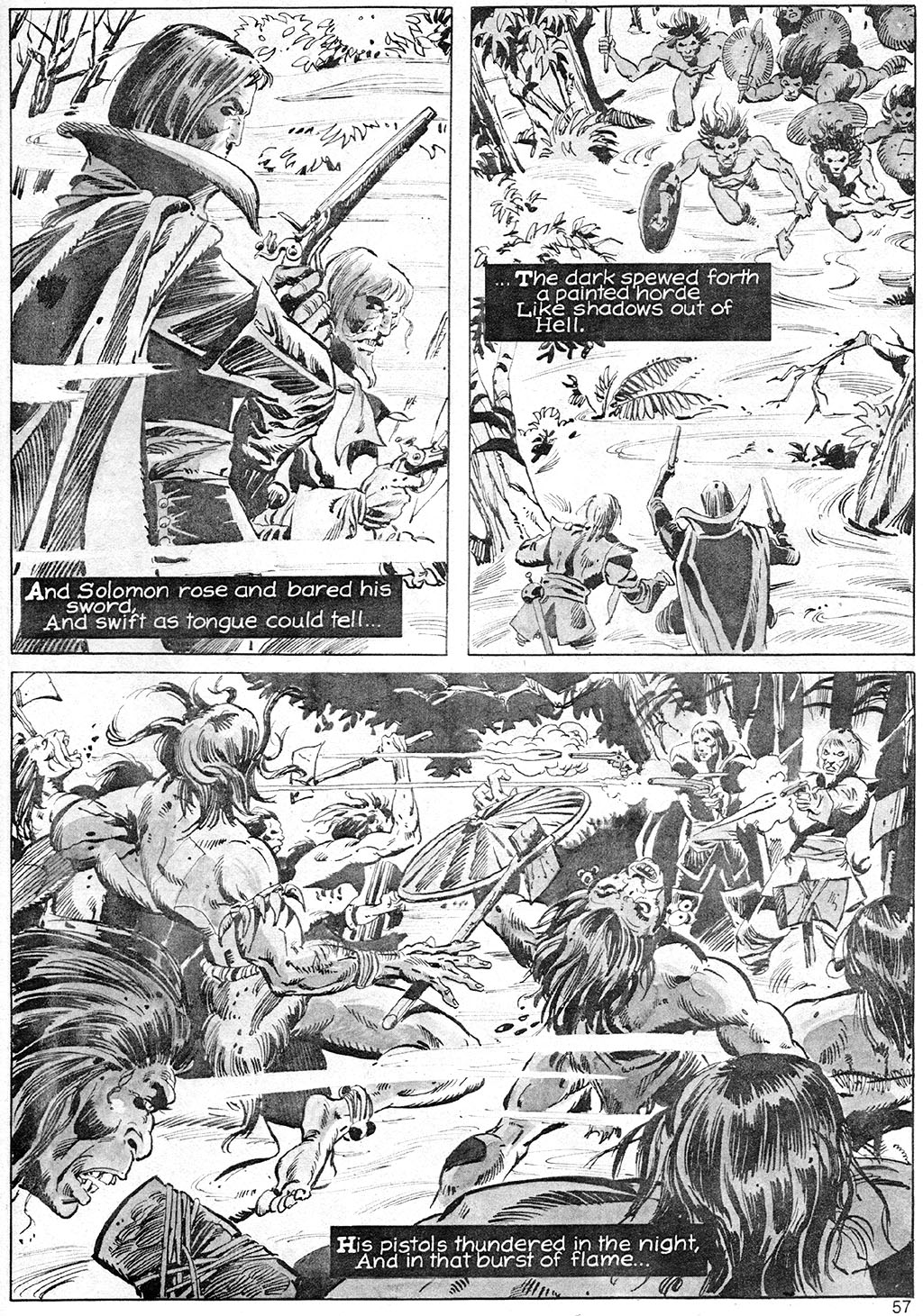 The Savage Sword Of Conan Issue #41 #42 - English 57