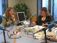 Entrevista COPE, La tarde con Cristina