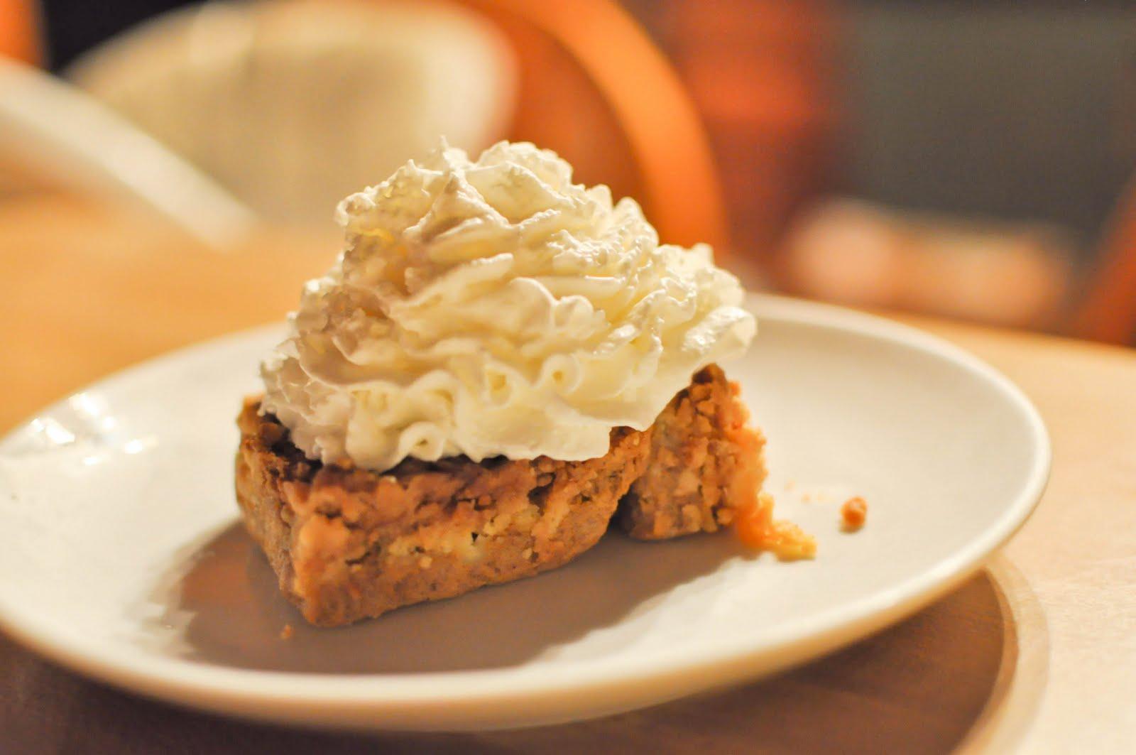 Bless This Food: The Great Pumpkin Dessert