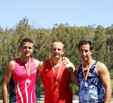 Campeonato de España 1000 metros, Berducido 2009