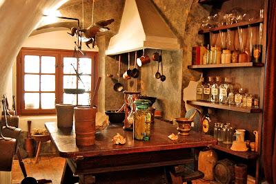 fantasy alchemists laboratory