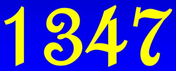 1347 (Year)