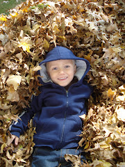 Jumpin in the leaves
