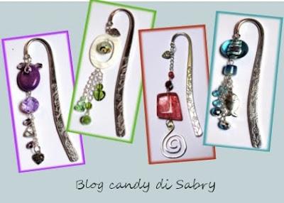 Blog Candy di Creazioni di Sabry