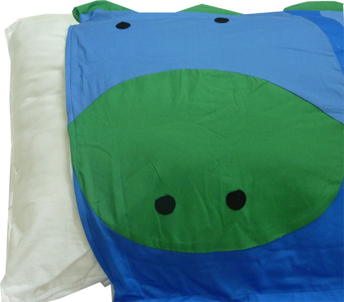Blog shaped pillow covers for Fish shaped pillow