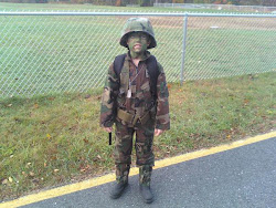 My Little Army Boy