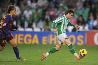 J.15, Betis - Barcelona B Felipeguzman8