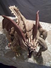 Negus the dragon teapot