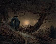 """""""a partir de esta misma luz, a partir de la mente central, creamos en el aire del crepúsuclo"""