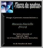 Premio Poesía Surealista