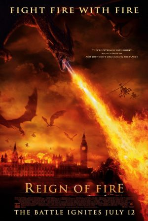 "9) The Daddy Dragon in ""Reign of Fire"