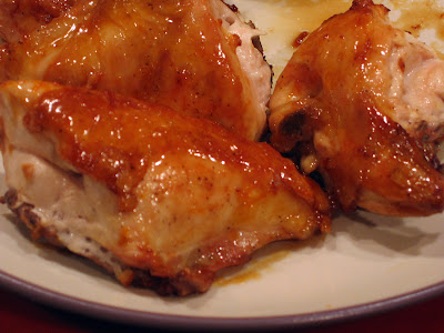 Cooking Dad: Maple-Orange Glazed Chicken
