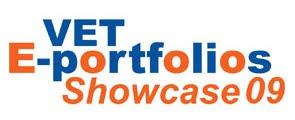 Logo: VET E-portfolios Showcase 09