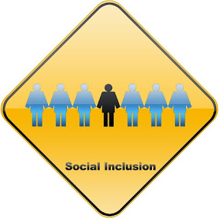Graphic: Logo for Social Inclusion