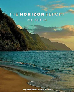 Front Cover of 'Horizon Report 2011