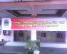 P2PNFI Ungaran - Jambore
