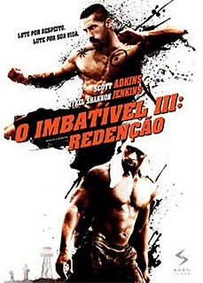 Filme Poster O Imbatvel 3: Redeno DVDRip RMVB Dublado