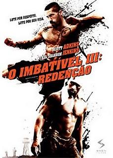 Filme Poster O Imbatível 3: Redenção DVDRip RMVB Dublado