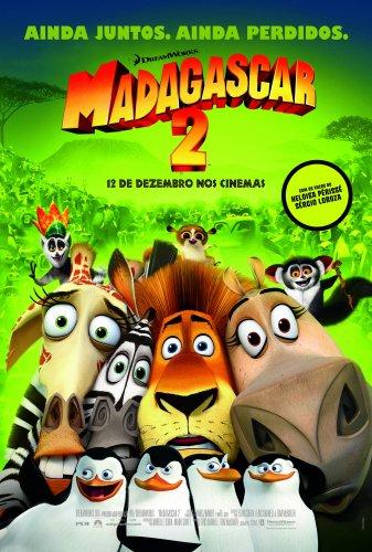 Madagascar 2 Dublado