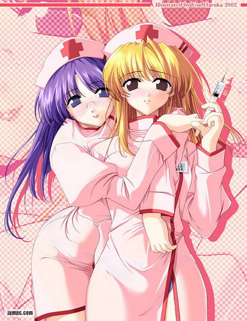 anime nurse