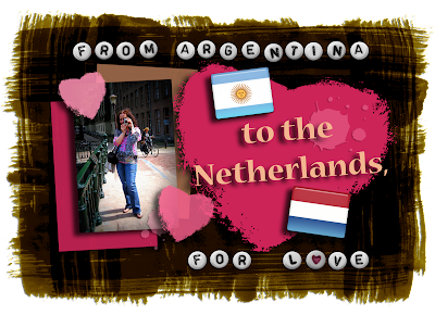 From Argentina to the Netherlands, For Love