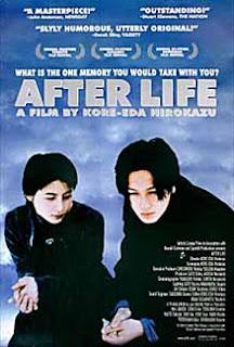 Cartaz de Depois da Vida