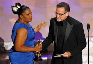 Mo'nique no Oscar 2010