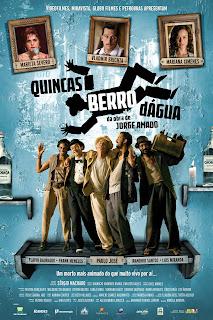 Filme Poster Quincas Berro D'Água DVDRip XviD Nacional