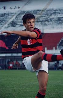 Claudio Fontana em Zico, o filme