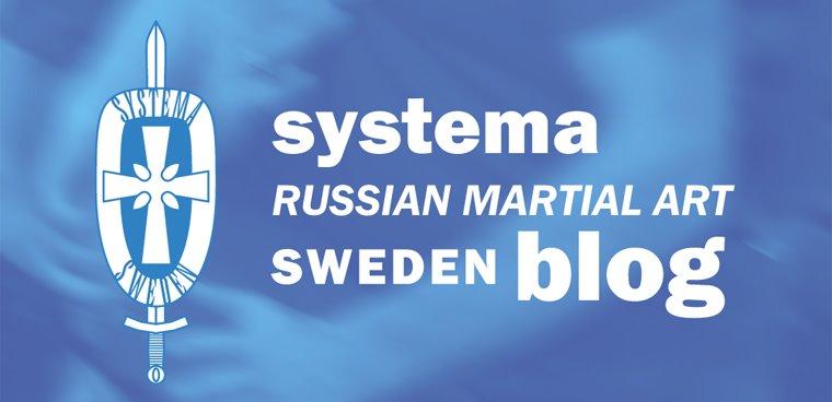 Systema Russian Martial Art Sweden