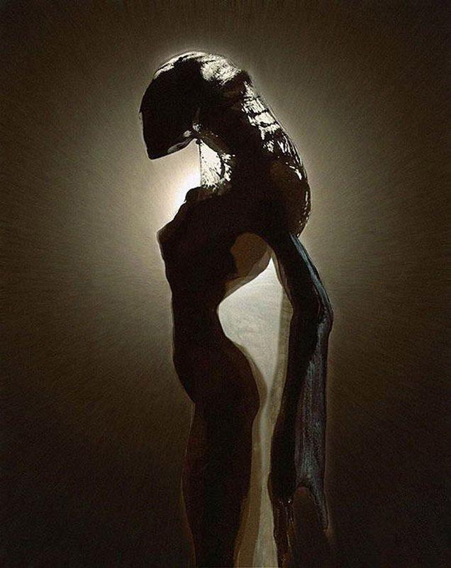 17 Lukisan Alien Spektakuler di Dunia Versi Imutz.Net Aliens-016