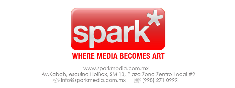 Spark* Where Media Becomes Art