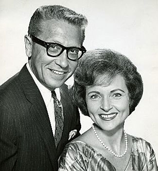 Paralyzed with joy betty white so cute for Betty white s husband allen ludden