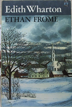 Review - Ethan Frome by Edith Wharton ~ Lit Snit