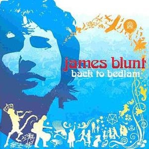 Cd James Blunt - Back to Bedlam
